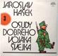 Jaroslav Hašek - Osudy dobrého vojáka Švejka 3 (LP)