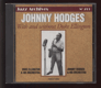Johnny Hodges With and without Duke Ellington (CD)