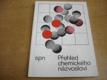 Přehled chemického názvosloví
