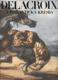 DELACROIX A ROMANTICKÁ KRESBA. 1989. Obálka MILAN GRYGAR. Mistři světové kresby.