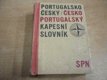 Portugalsko-český a česko-portugalský kapesní