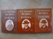 Rusko a Evropa I. - III.