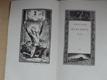 Hlas krve (1928) 61/190 dřevoryty P. Pištělka, podpis
