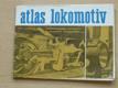 Atlas lokomotiv - Úzkorozchodné, soukr.žel. (1982)
