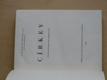Církev - Studie apologeticko-dogmatická (1946)