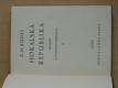 Horalská republika - Román z Podkarpatské rusi (1932)