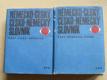 Německo český, česko německý slovník (SPN 1971) 1990 stran