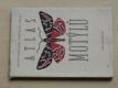 Atlas motýlů (1952) 48 barevných příloh