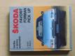 Škoda Favorit, Forman, Pick-up - údržba a opravy (1997)