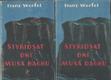 Štyridsať dní Musa Daghu I., II. (komplet v 2 knihách)