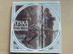 Česká básnická moderna (1987) gramofonová deska