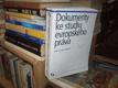 Dokumenty ke studiu evropského práva