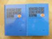 Německo-český, Česko-německý slovník, 2 svazky