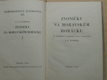 Zvoničky na moravském Horácku (1932)
