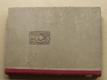 Koželužství (Tisk Zlín 1948) vydělávání, barvení, náhražky