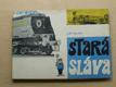 Stará sláva (Nadas 1969) železnice, lokomotivy