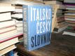 Italsko-český slovník