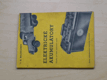 Elektrické akumulátory - Příručka pro řidiče (1955)