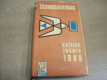 Československo. Katalog známek 1968