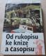 Jaroslav Šalda: Od rukopisu ke knize a časopisu