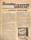 ČASOPIS ROMÁNY DO KAPSY - 31. BŘEZEN 1940 - LOVCI JANTARU