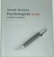 Psychologické eseje