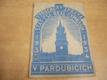 Výroční zpráva Státního československého reálného gymnasia v Par