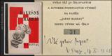 FALEŠNÝ MARIÁŠ. 1925. 1. vyd.,  Odeon, ob. ŠTYRSKÝ & TOYEN. Podpis autora. číslovaný exemplář. /q/