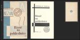 BÁSNĚ NA POHLEDNICE. 1926. 1. vyd. Cover design KAREL TEIGE & OTOKAR MRKVICKA.