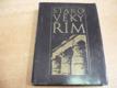 Starověký Řím. Čítanka k dějinám starověku