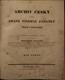 Archiv český čili Staré písemné památky české i morawske. Z archivůw domácích i cizích, Díl třetí (1844)