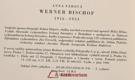 Werner Bischof 1916-1954