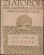 Antonín Dvořák – Zlatoroh