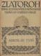 Miroslav Tyrš – Zlatoroh studie kritická