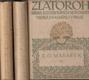 T. G. Masaryk – Zlatoroh