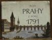 Plán Prahy z roku 1791