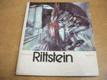 Michael Rittstein. Monografie s ukázkami z výtvarného