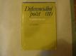 Diferenciální počet (II)