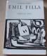 Čestmír Berka: Grafické dílo Emila Filly