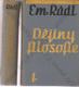 Dějiny filosofie I+II