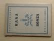 Haná a Romža (1924) il. Adolf Kašpar