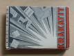 Krakatit (Borový 1947) obálka Mrkvička