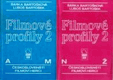 FILMOVÉ PROFILY 2 A - M, N - Ž - ČESKOSLOVENŠTÍ FILMOVÍ HERCI