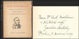 MR. PH. JOSEF KRAMÁŘ Z VYSOKÉHO NAD JIZEROU. 1939. Perokresby JAROSLAV SKRBEK. Podpis autora.