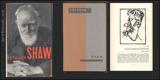 SHAW - IDEOLOGIE A DRAMATIKA. 1929. Družstevní práce. Úprava LADISLAV SUTNAR.