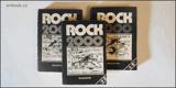 ROCK 2000 - SLOVNÍKOVÁ PŘÍRUČKA. 1982 - 1984. Jazzpetit čísla 12, 19,  22. 3 svazky.