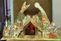 Prostorový Betlém -3D kniha