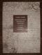 Restaurování písemných památek a tvorba faksimilí