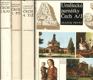 Umělecké památky Čech (v 4 zväzkoch) veľký formát)
