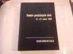 Sedm pražských dnů (21. 27. srpen)